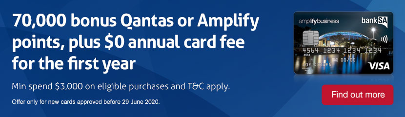Amplify Business credit card
