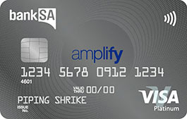 Amplify Platinum credit card