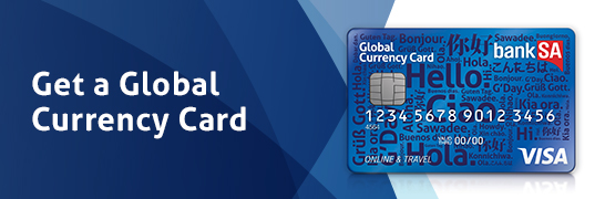 Global Currency Card